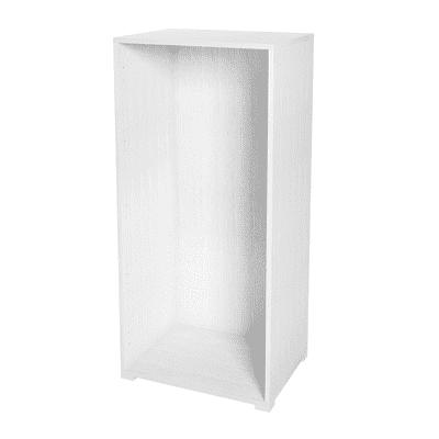 Struttura Spaceo L 60 x H 128 x P 45 cm bianco