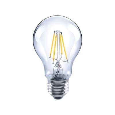 Lampadina Filamento LED E27 goccia bianco caldo 6.5W = 806LM (equiv 60W) 360° LEXMAN
