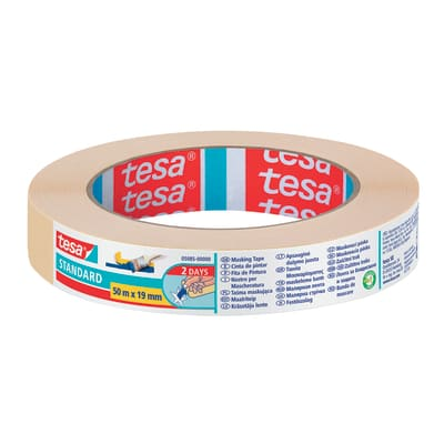Nastro mascherante TESA General purpose 50 m x 19 mm superfici lisce