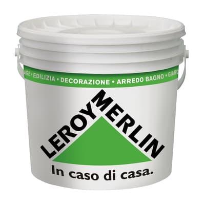 Secchio con coperchio Leroy Merlin in plastica 14 L