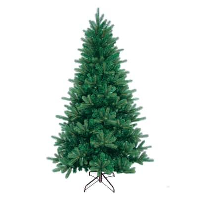 Albero di natale artificiale Silvia Thai verde H 180 cm