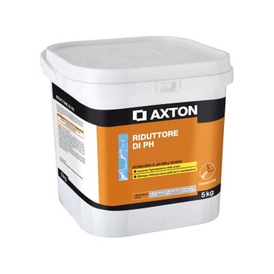 Regolatore di ph granulato AXTON - riduttore, 5 kg