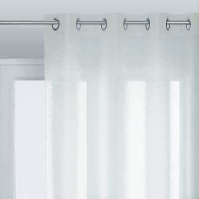 Tenda INSPIRE Diamant bianco occhielli 140x280 cm