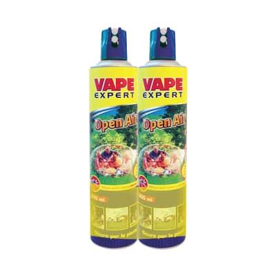 Insetticida spray per zanzare, vespe, calabroni Open air 600