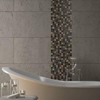 Mosaico Patchwork H 30 x L 30 cm multicolor