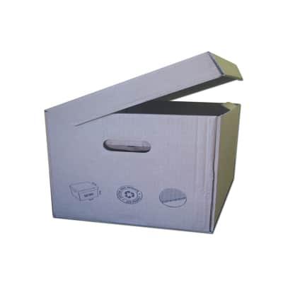 Scatola da imballaggio L 60 x H 40 x P 40 cm