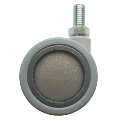Ruota in caucciù grigio Ø 40 cm