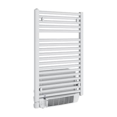 Scaldasalviette elettrico con soffiatura DE'LONGHI Vent1 500 W bianco