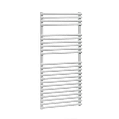 Termoarredo DE'LONGHI Karma bianco interasse 45 cm , L 50 x H 120 cm