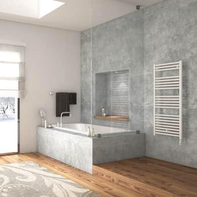 Scaldasalviette elettrico DE'LONGHI Kiara 500 W bianco