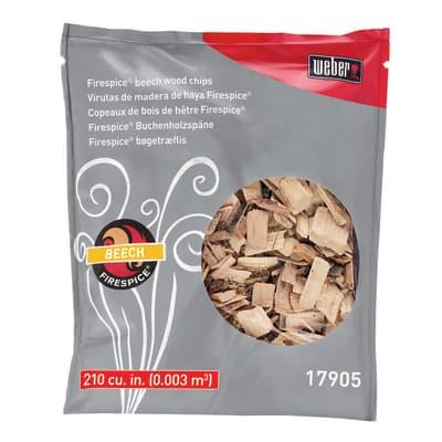 Truccioli di legno per affumicatura WEBER Faggio 0.7 kg