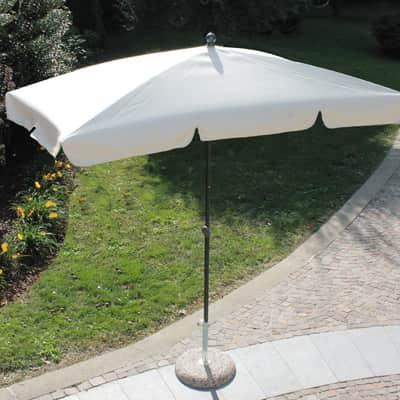 Ombrellone Poli L 2.2 x P 1.2 m color ecru
