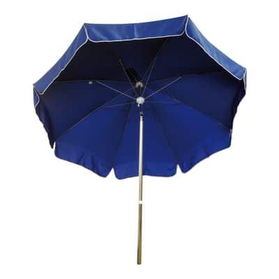 Ombrellone Follonica L 2 x P 1.85 m blu