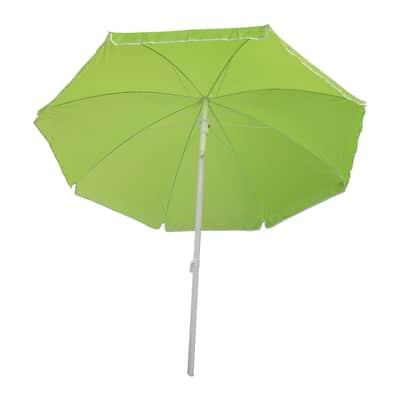 Ombrellone Pietrasanta L 2 x P 2 m color verde