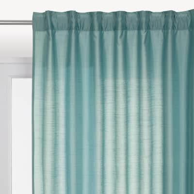 Tenda INSPIRE Newsilka azzurro nastro tenda con anse nascoste 200.0 x 280.0 cm