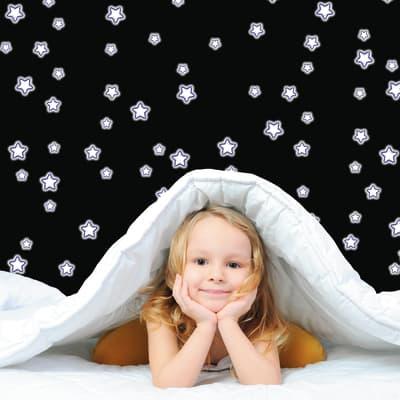 Sticker Stars 15.5x34 cm