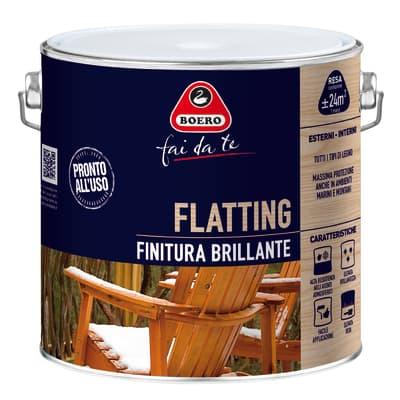 Flatting liquido BOERO FAI DA TE brillante 2 L incolore lucido