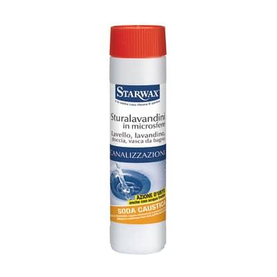 Disgorgante chimico STARWAX per cucina e bagno 0,500 k