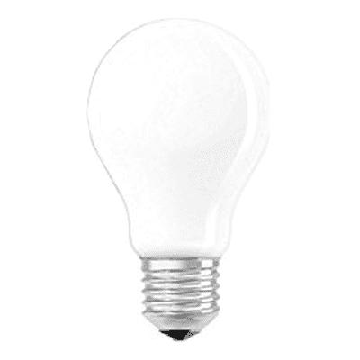 Lampadina LED filamento, E27, Goccia, Opaco, Luce calda, 8.5W=1055LM (equiv 75 W), 320° , OSRAM