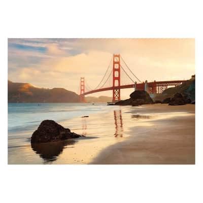 Foto murale KOMAR Golden Gate 368x248 cm