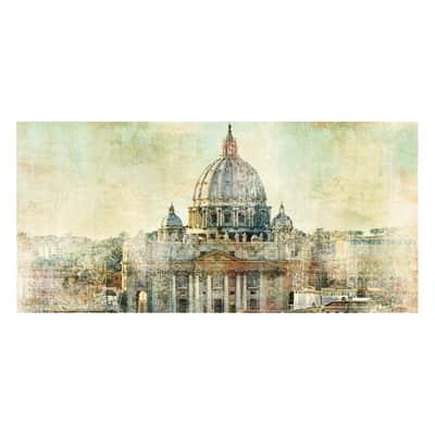 Pannello decorativo San Pietro 210x100 cm
