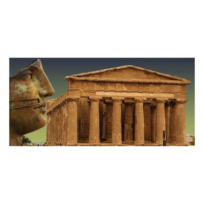 Pannello decorativo Sicilia 210x100 cm