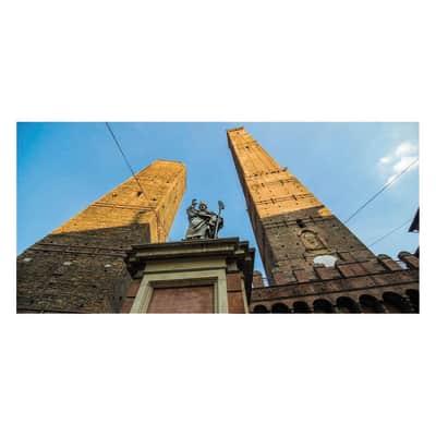 Pannello decorativo Torri Bologna 210x100 cm