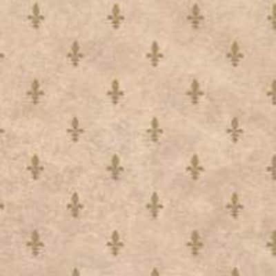 Pellicola Giglio giallo / dorato 0.45x2 m