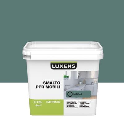 Pittura di ristrutturazione Mobile cucina LUXENS 0.75 lverde laguna 5