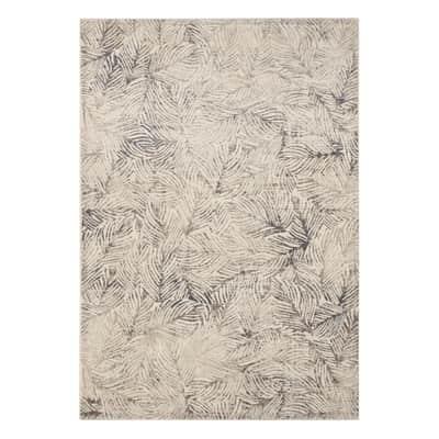 Tappeto Four seasons leaves , beige, 160x220