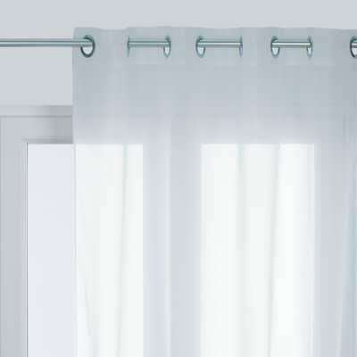 Tendine Pronto INSPIRE Polyone bianco occhielli 140 x 280 cm