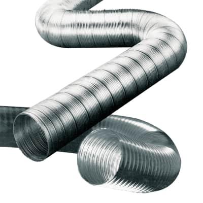 Tubo Tubo flessibile inox 316L m.1  Dn 100 mm in inox 316l (elevata resistenza in condizioni climatiche estreme) Ø 80 mm