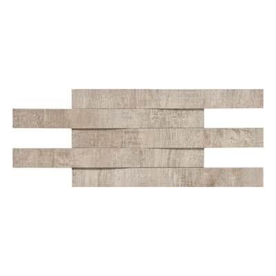 Mosaico Taiga H 30 x L 15 cm beige
