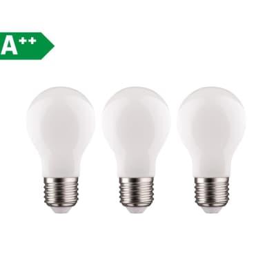 Lampadina Filamento LED E27 standard bianco freddo 11W = 1521LM (equiv 100W) 360° LEXMAN