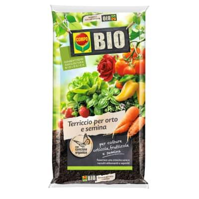 Terriccio COMPO Orto semina bio 50 L