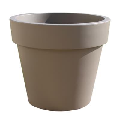 Vaso Super in plastica H 43 cm, Ø 50 cm