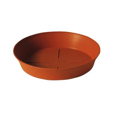 Sottovaso in plastica colore cotto Export Ø 45 cm