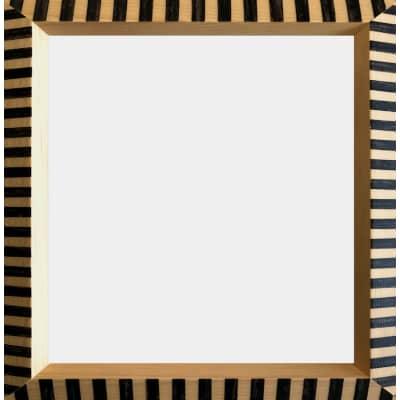 Cornice Florence nero per foto da 14x14 cm