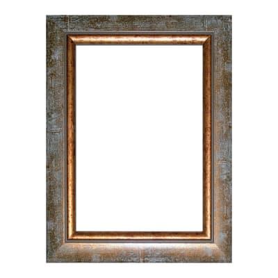 Cornice INSPIRE Boston avorio per foto da 14x14 cm