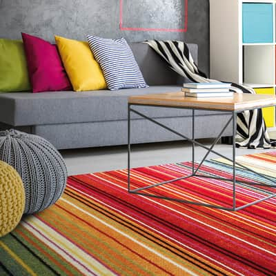 Tappeto Summer , multicolor, 120x160 cm