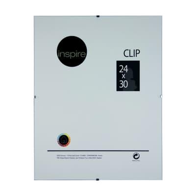 Portafoto INSPIRE Clip per foto da 24x30 cm