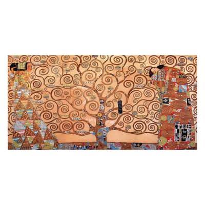 Quadro su tela Albero Della Vita 120x60 cm