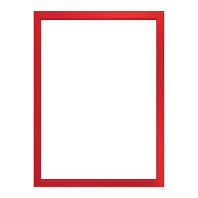 Cornice INSPIRE Easy rosso per foto da 30X40 cm