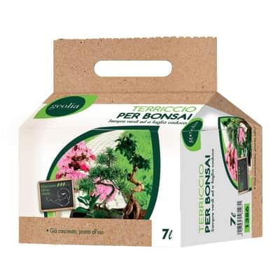 Terriccio GEOLIA per bonsai 7 L