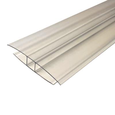 Profilo di giunzione ONDULINE 16mm 9 cm x 300 cm x 20 mm x Ø 300 cm