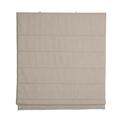 Tenda a pacchetto INSPIRE Chambray tortora 150x250 cm