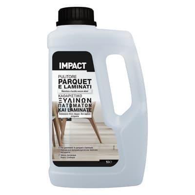 Detergente per pavimenti in laminato IMPACT Pulitori per parquet e laminati 1 L