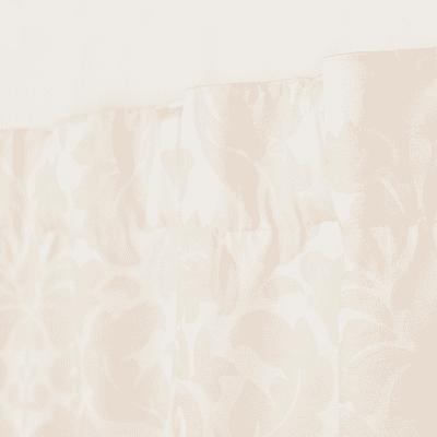 Tenda Grace ecru fettuccia 135 x 280 cm