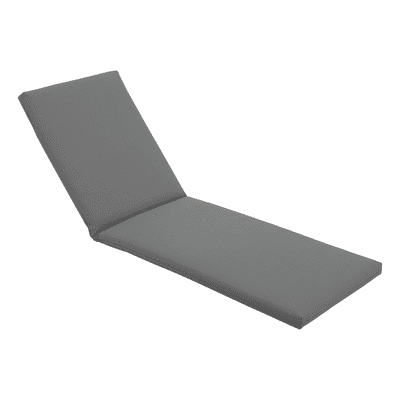 Cuscino da esterno Tech-out antracite 180x6 cm
