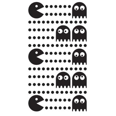 Sticker STICKERS 15x30 cm